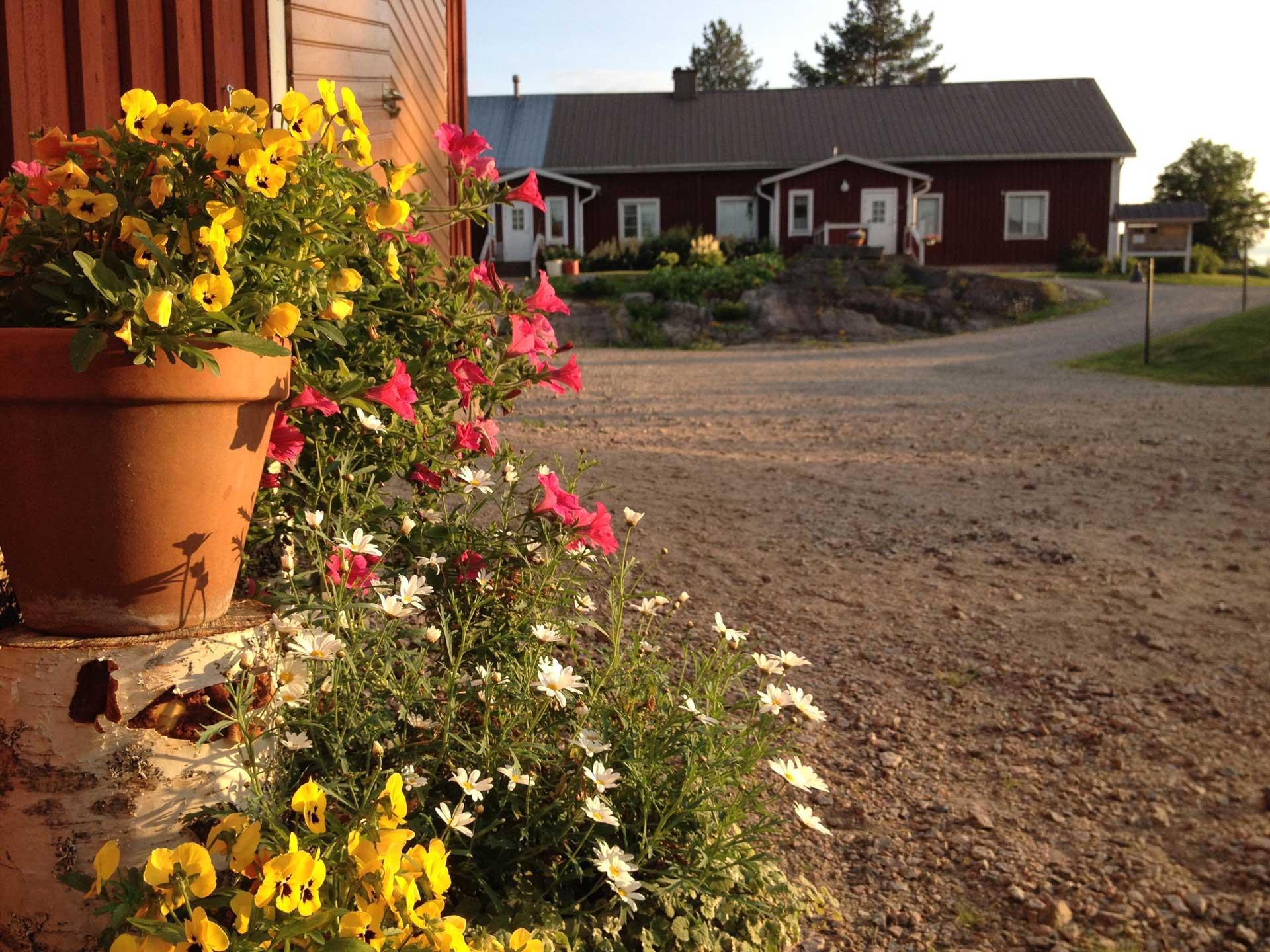 Farmhouse Kumpunen