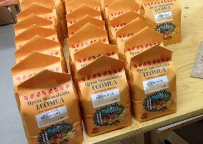 luomujauhot / organic flour