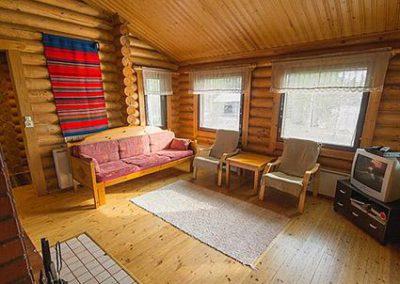 Maatilamatkailu Kumpunen, Pihlajakumpu mökki / Cottage Pihlajakumpu