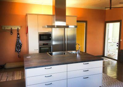 Uusi-kirri, keittiö / kitchen