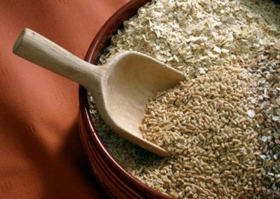 Luomuviljaa / organic grain